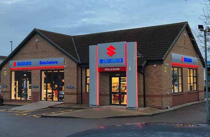 Batchelors opens second Suzuki dealership
