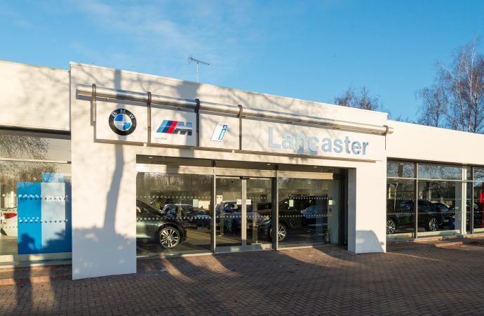 £1m invested in BMW Bury St Edmunds redevelopment