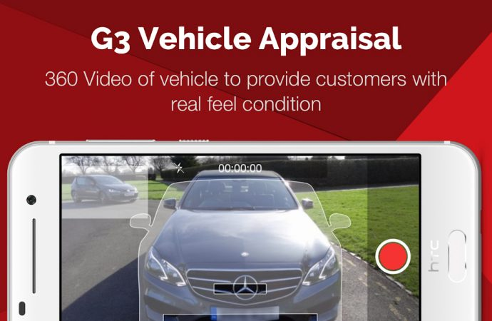 G3 Remarketing launches appraisal app for motor finance customers