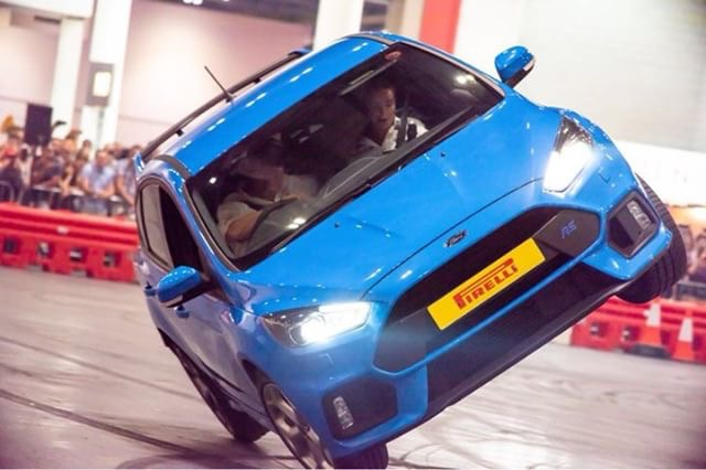 London Motor Cars >> Imperial Cars Sponsors Live Action Arena At London Motor And