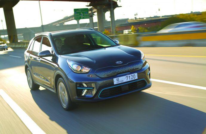 First Drive: Kia e-Niro – Crossover capabilities plus emission-free motoring