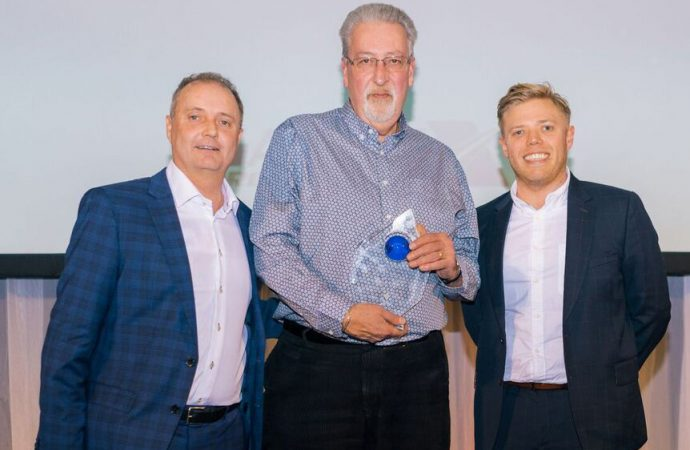 Hendy Group honours top staff at sales awards for 2018