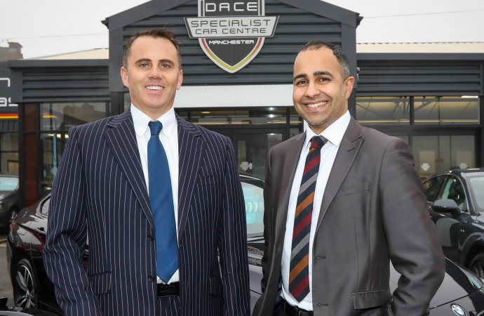 Jobs boost as Dace Motor Group expands with showroom in Eccles