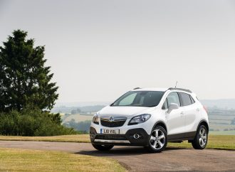 Vauxhall Mokka named Auto Trader's fastest-selling used car of 2018