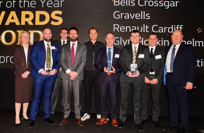Top Renault and Dacia dealers across UK are celebrated at conference