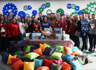 Perfect Placement smashes fundraising target for children's charity