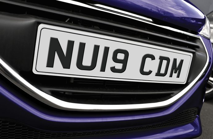 Excitement as dealerships mark arrival of '19' number plate
