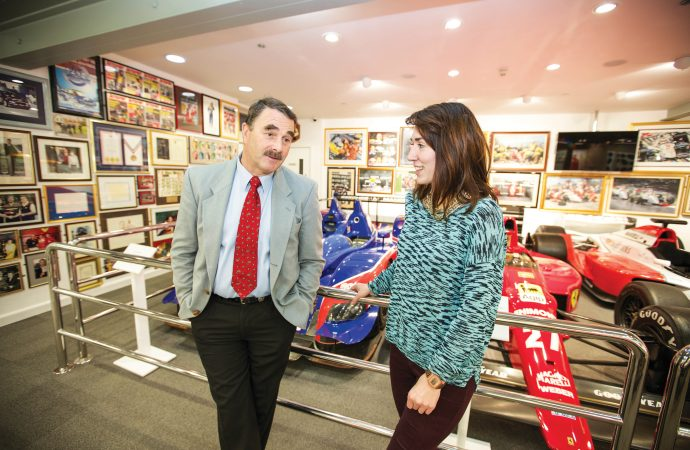 Nigel Mansell Museum closes to make room for expanding dealership