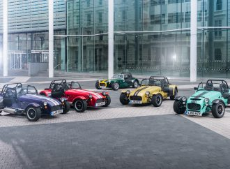 Caterham strengthens retail network to support growing customer base