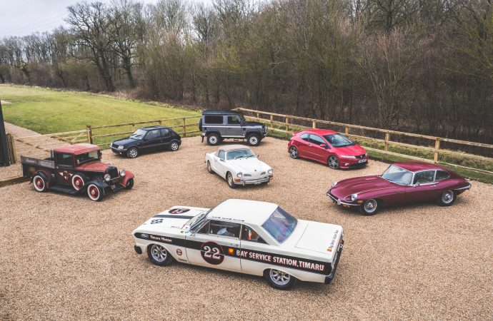 New online platform established for exploring the world of collectable cars