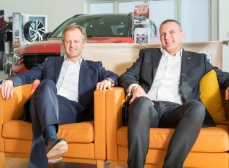 Endeavour adds Volvo sites and launches trade parts centre