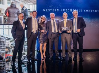 Western Automobile Company is named Mercedes-Benz's top retailer