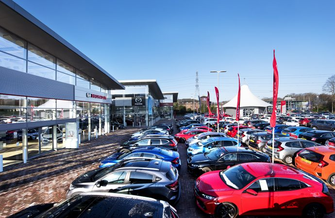 £6.3m project leads to new Honda, Kia and Mazda dealerships
