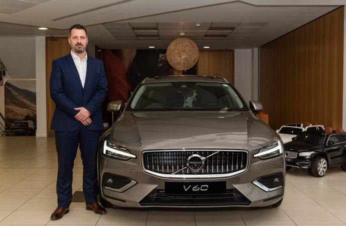 Volvo appoints Mark Cox as UK national sales manager