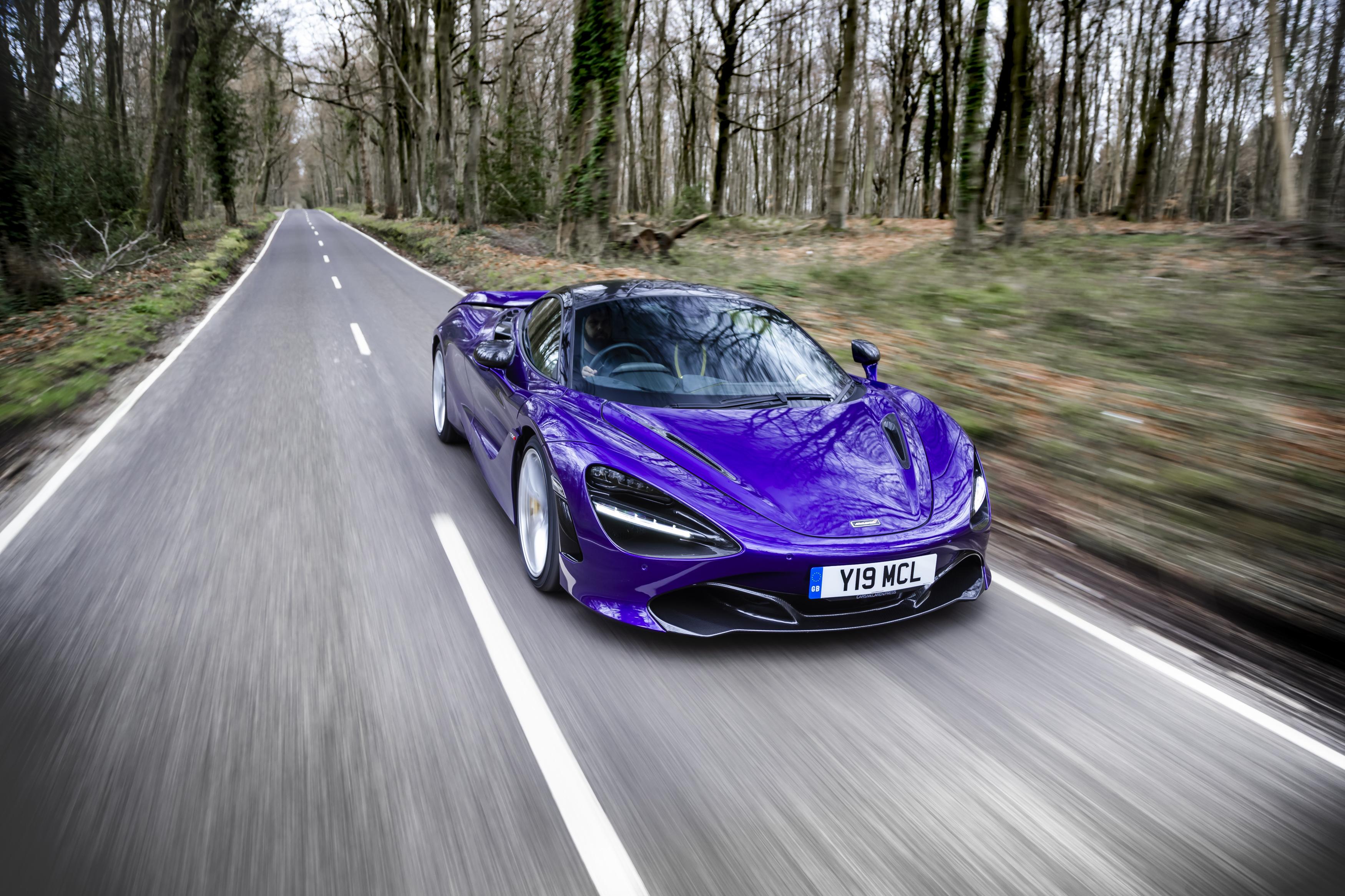 mclaren automotive confirms new forest as latest uk retail location