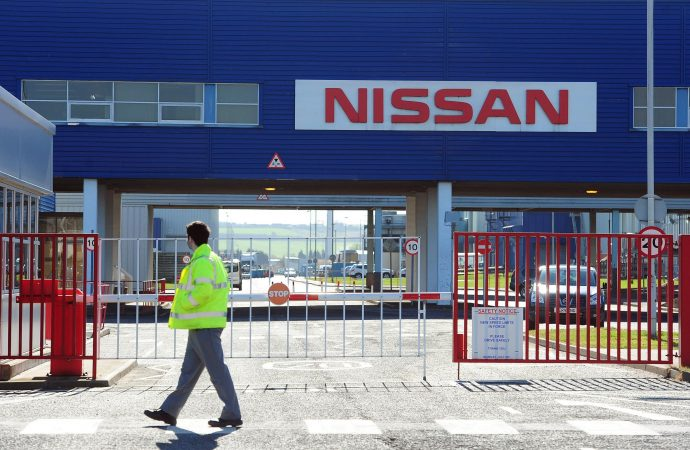 Nissan takes swipe at Brexit 'uncertainty' as it confirms X-Trail Sunderland axe