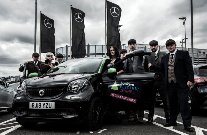 Lookers Electric Charge: £215,755 – What an incredible total!