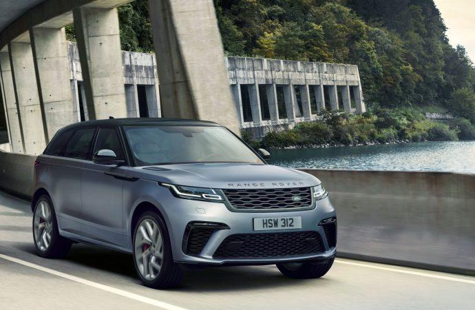 New 542bhp Range Rover Velar SVAutobiography announced