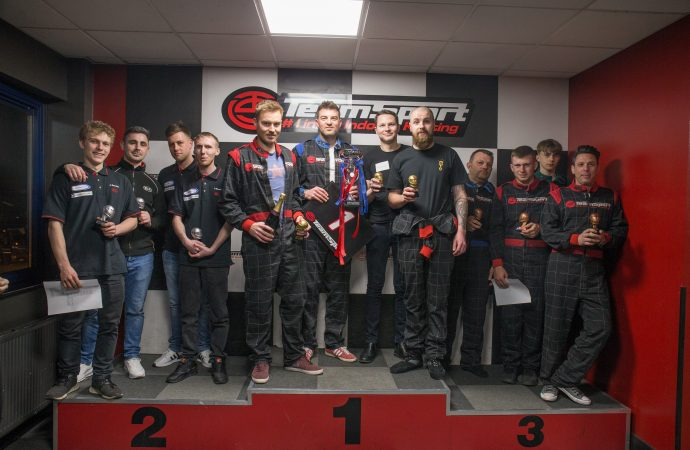 Your Best Car takes top honours at Karting Challenge finale!