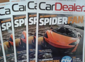 Download the marvellous March edition of Car Dealer Magazine – it's only £1.99!