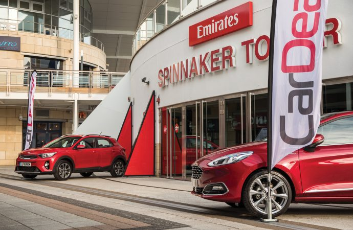 Car Dealer Power reaches milestone so join in the occasion!