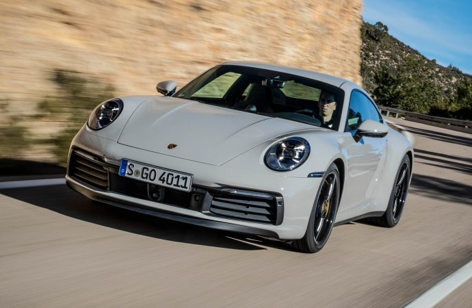 First Drive: Porsche 911 – No major changes, but touches of refinement