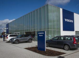 Waylands Reading opens new £6m Volvo showroom