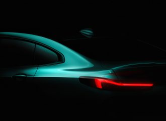 BMW teases 2 Series Gran Coupe, coming to market early next year
