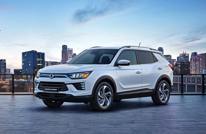 Geneva 2019: SsangYong launches good-looking, all-new Korando