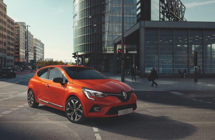 Geneva 2019: Renault debuts Clio V at Geneva Motor Show