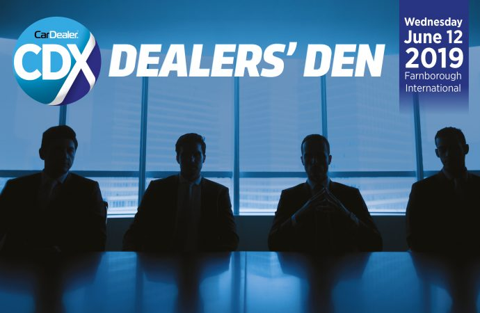 Fantastic prize up for grabs for those who dare to enter the Dealers' Den at CDX!