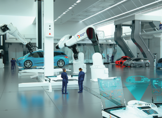Direct Line Group reveals the Garage of the Future