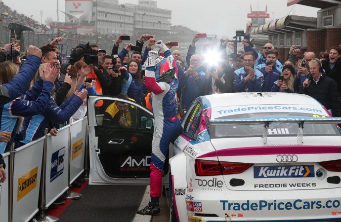 Trade Price Cars Racing have a successful weekend in BTCC season opener