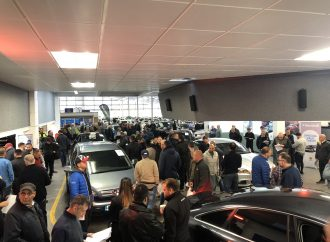 Marshall and Manheim team up for a record-breaking mega-week