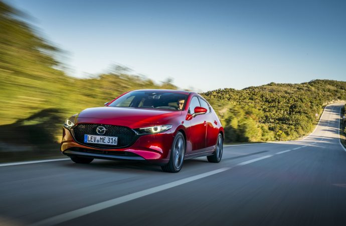 First Drive: Can new Mazda 3 win over more C-segment buyers?