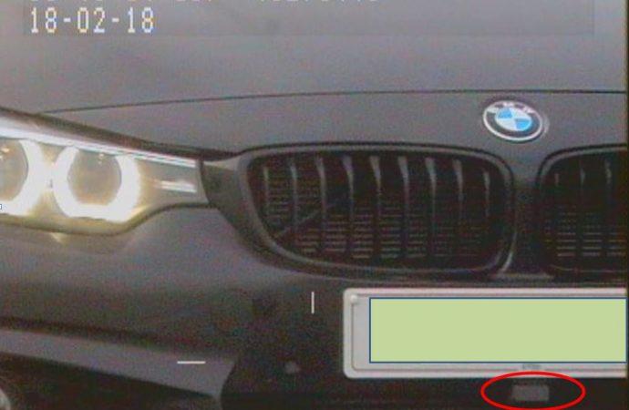 Ferrari salesman who used laser jammer to avoid speeding ticket is jailed