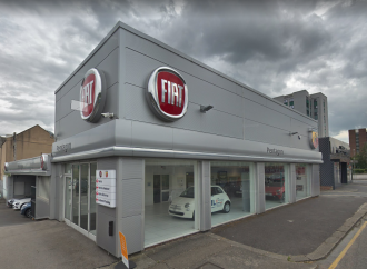 Pentagon closes Fiat operations at Huddersfield and Jeep franchise in Sheffield