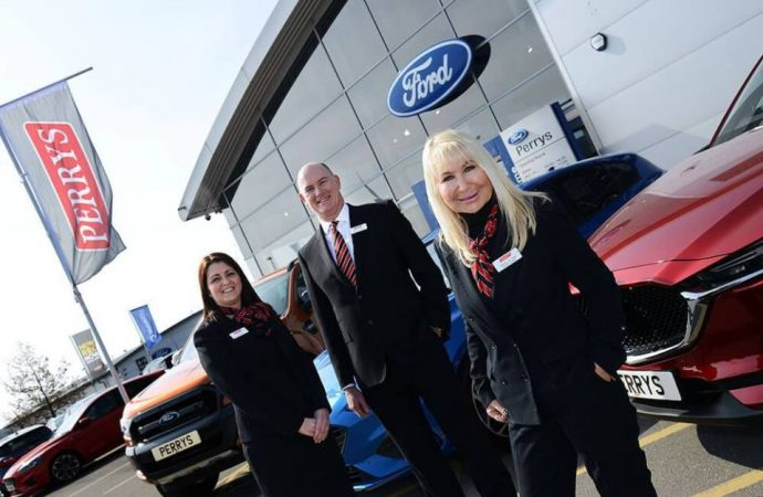 Perrys Motor Sales launches new leasing service