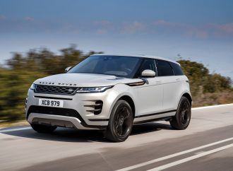 First Drive: Range Rover Evoque enters a very crowded market
