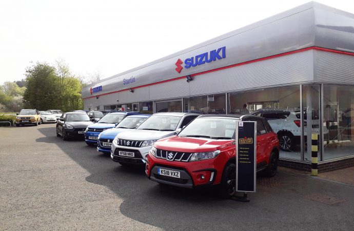 We're Startin a fresh chapter with Suzuki! New dealership opens for business