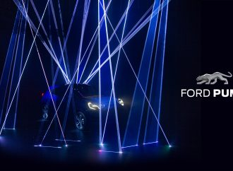 Ford shares preview of upcoming Puma crossover