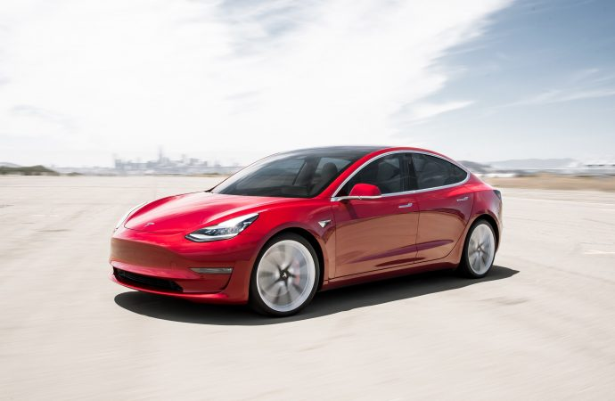 Tesla stops online sales of $35,000 Model 3 just weeks after launch