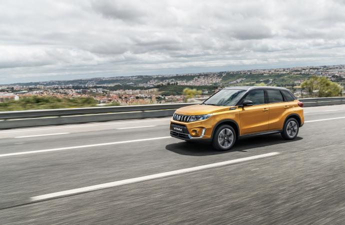 'Irresponsible driving' claim against Suzuki TV advert quashed