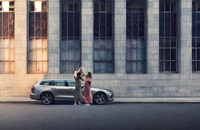 Volvo introduces six months' paid parental leave for employees in EMEA region