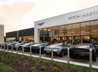 Hertfordshire Aston Martin dealership gets a new purpose-built home