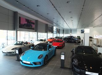 Porsche Centre Preston opens its doors for the first time
