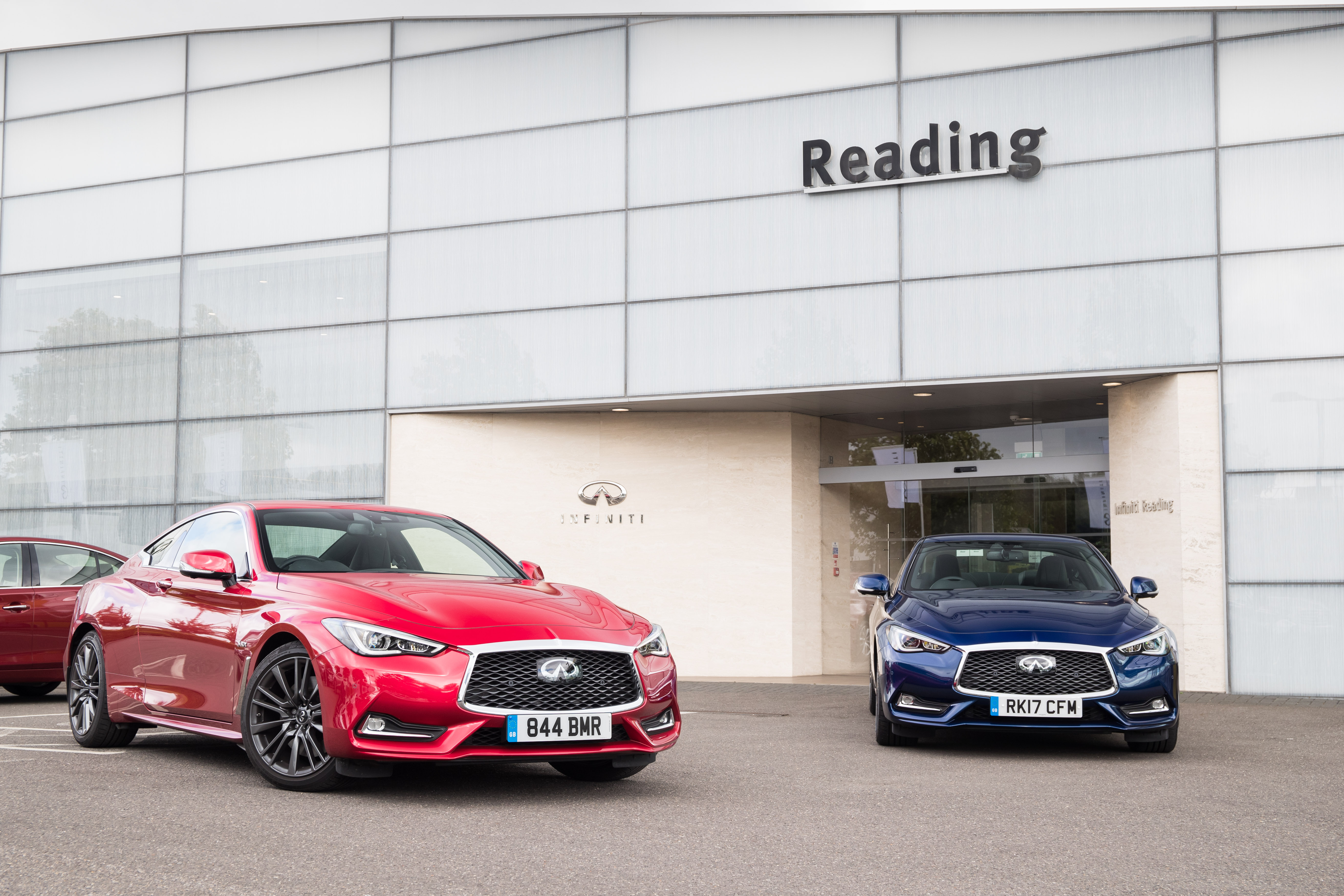 Infiniti Car Dealer >> Infiniti Retail Group launches online sales facility