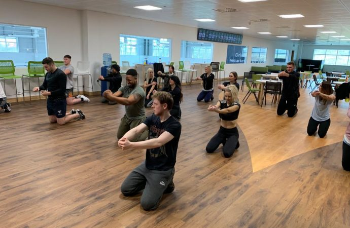 Aston Barclay rolls out special forces-inspired well-being initiative