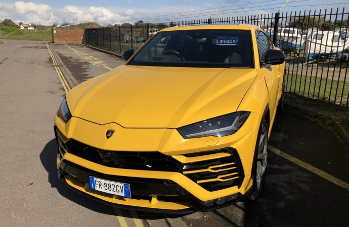 James Baggott: I've been driving the good, the bad… and the Urus