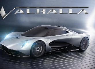 Myth-tery of Aston Martin's newest hypercar name ends – it's Valhalla
